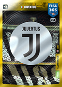Adrenalyn XL FIFA365 2020<br>Juventus Cards