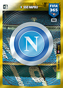 Adrenalyn XL FIFA365 2020<br>Napoli Cards