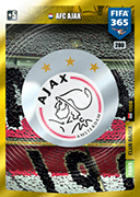 Adrenalyn XL FIFA365 2020<br>Ajax Cards