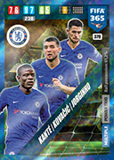 Adrenalyn XL FIFA365 2020<br>Power Trio Cards