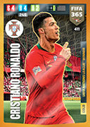 Adrenalyn XL FIFA365 2020<br>Nations Leage Winners Cards