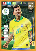 Adrenalyn XL FIFA365 2020<br>Copa America Winners Cards