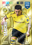 Adrenalyn XL FIFA365 2020<br>Limited Edition Cards