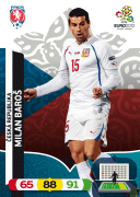 Adrenalyn XL Euro 2012 Czech Republic Cards