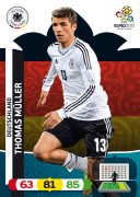 Adrenalyn XL Euro 2012 Germany Cards