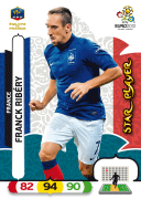 Adrenalyn XL Euro 2012 Star Players Cards