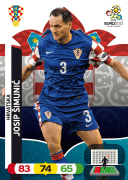 Adrenalyn XL Euro 2012 Croatia Cards
