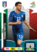 Adrenalyn XL Euro 2012 Italy Cards