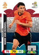 Adrenalyn XL Euro 2012 Netherlands Cards