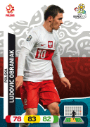 Adrenalyn XL Euro 2012 Poland Cards
