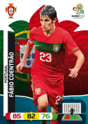 Adrenalyn XL Euro 2012 Portugal Cards