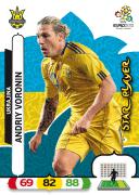 Adrenalyn XL euro em 2012-Dmytro Chygrynskiy-Ucrania