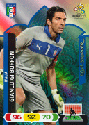 Adrenalyn XL Euro 2012 Goal Stoppers Cards