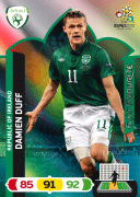 Adrenalyn XL Euro 2012 Fans Favourites Cards