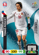 Adrenalyn XL Euro 2012 Masters Cards