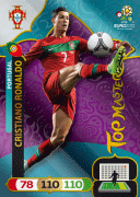 Adrenalyn XL Euro 2012 Top Masters Cards
