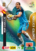 Adrenalyn XL Euro 2012 Limited Edition Cards