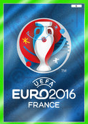 Adrenalyn XL Euro 2016 Logo Cards