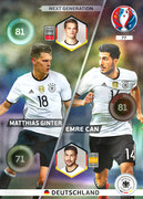 Adrenalyn XL Euro 2016 Next Generation Cards