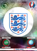 Adrenalyn Xl Euro 2016 England Cards