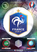 Adrenalyn Xl Euro 2016 France Cards