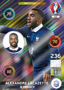 Adrenalyn XL Euro 2016 One To Watch Cards