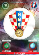 Adrenalyn Xl Euro 2016 Croatia Cards