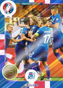 Adrenalyn XL Euro 2016 Making History Cards
