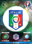 Adrenalyn Xl Euro 2016 Italy Cards