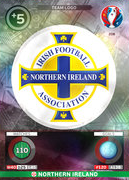 Adrenalyn Xl Euro 2016 Northern Ireland Cards