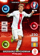 Adrenalyn XL Euro 2016 Key Player Cards
