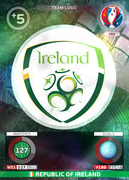 Adrenalyn Xl Euro 2016 Republic Of Ireland Cards
