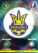 Adrenalyn Xl Euro 2016 Ukraine Cards