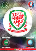 Adrenalyn Xl Euro 2016 Wales Cards