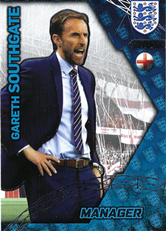 Adrenalyn XL England 2018 Manager Cards