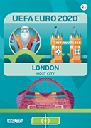 Adrenalyn XL Euro 2020<br />Host City Cards