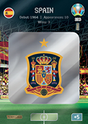Adrenalyn XL Euro 2020<br />Spain Cards