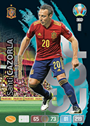 Adrenalyn XL Euro 2020<br />Fans Favourite Cards