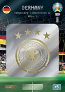 Adrenalyn XL Euro 2020<br />Germany Cards