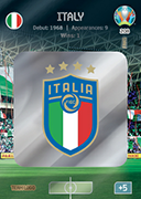 Adrenalyn XL Euro 2020<br />Italy Cards