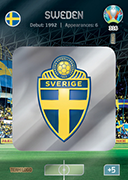 Adrenalyn XL Euro 2020<br />Sweden Cards