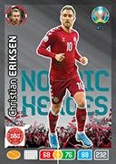 Panini Adrenalyn XL EURO 2020469Kasper SchmeichelNordic Heroes