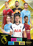 Adrenalyn XL Premier League 2021<br>Invincible Trophy Cards