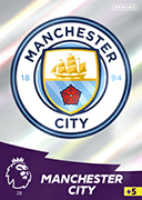 Adrenalyn XL Premier League 2021<br>Manchester City Cards
