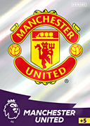 Adrenalyn XL Premier League 2021<br>Manchester United Cards
