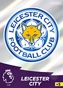 Adrenalyn XL Premier League 2021<br>Leicester City Cards