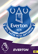 Adrenalyn XL Premier League 2021<br>Everton Cards