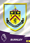 Adrenalyn XL Premier League 2021<br>Burnley Cards