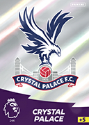 Adrenalyn XL Premier League 2021<br>Crystal Palace Cards