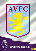 Adrenalyn XL Premier League 2021<br>Aston Villa Cards